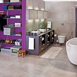 Banheiros de casal