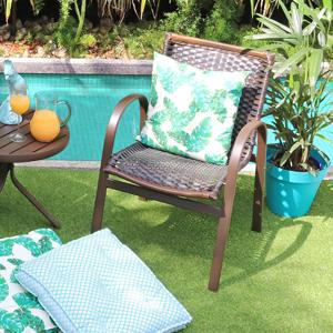 Jardim e lazer jardinagem leroy merlin for Mobiliario piscina