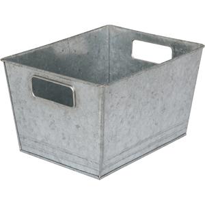 Caixas e Cestos de Metal
