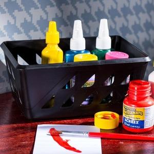 Caixas e Cestos de Plástico