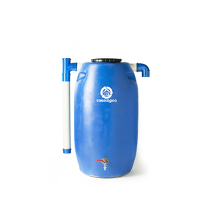 Captação e armazenamento da água da chuva