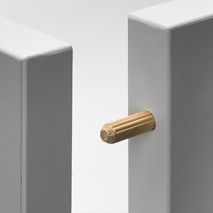 Cavilha, Minifix para União de Móveis