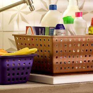 Como escolher Caixas e Cestos de Plástico