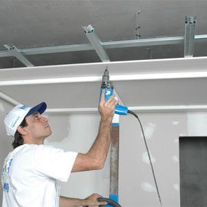 Como escolher Drywall