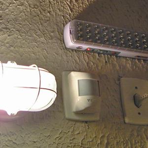 Como escolher Iluminação de Segurança