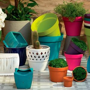 Como escolher Vasos, Cachepots e Jardineiras