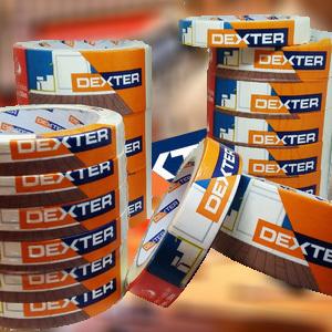 Fitas Crepe Dexter