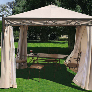 Gazebos e tendas pre os imperd veis leroy merlin for Gazebo leroy merlin opinioni