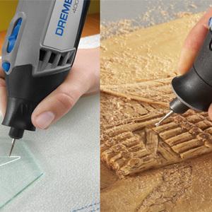 Gravar E Esculpir Dremel 4000 Vários Modelos Leroy Merlin