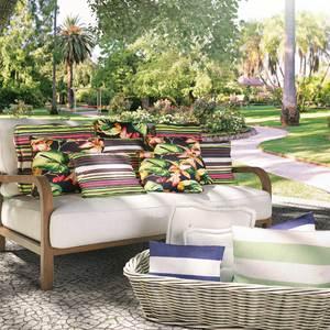 Inspire-se: jardim com móveis