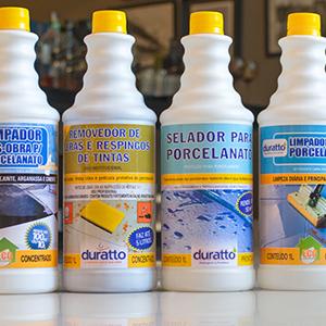 Limpeza e Conservação de Porcelanatos