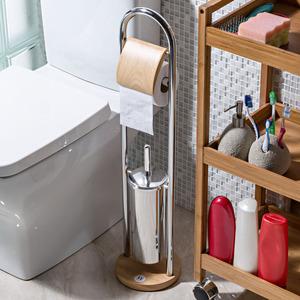 Porta papel higi nico de ch o leroy merlin for Portarrollos papel higienico leroy merlin