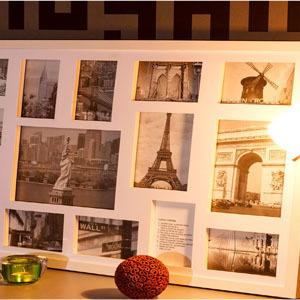 Porta Retratos Multifotos