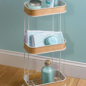 Porta Shampoo de Chão