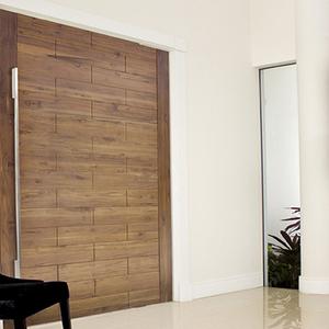 Porta de madeira com 10 de desconto leroy merlin - Porta pvc leroy merlin ...