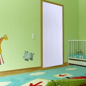 Portas Decoradas Infantis