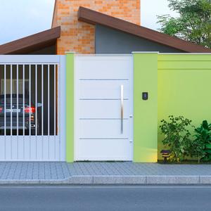Portas Para Áreas Externas