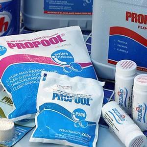 Produtos para Tratamento de Piscina