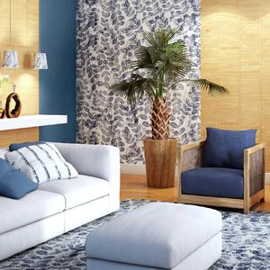 Imagens ambientadas de sala de estar e salas de TV projetadas por arquitetos
