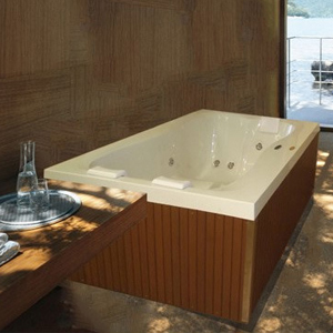 banheiras e spas jacuzzi leroy merlin. Black Bedroom Furniture Sets. Home Design Ideas