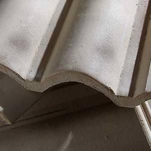 Telhas de Concreto