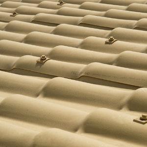 Telhas de PVC