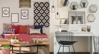 20 estilos de decoração diferentes que você encontra dentro de uma mesma Leroy Merlin