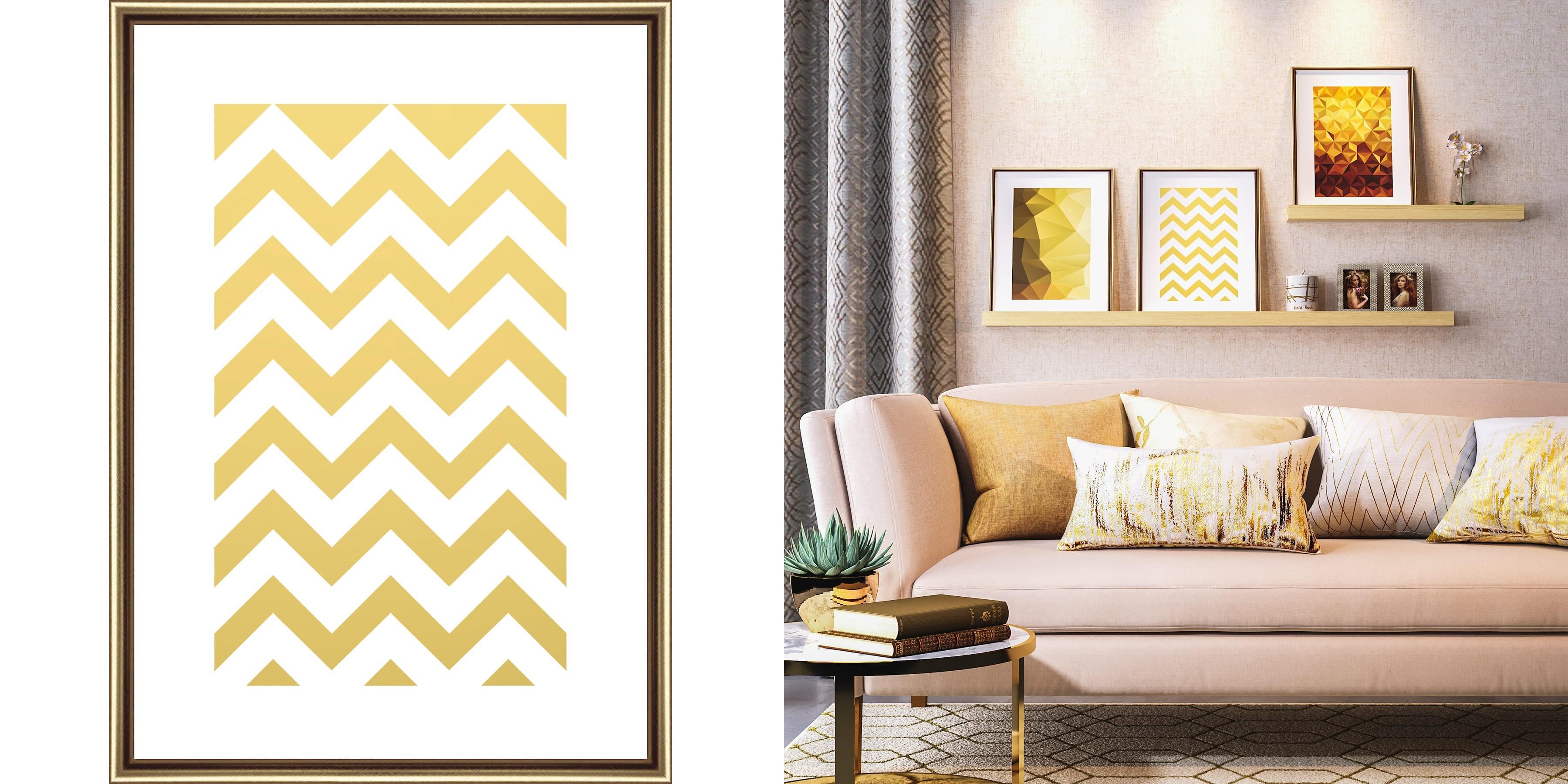 20 quadros da Leroy Merlin que podem redecorar qualquer cômodo da sua casa