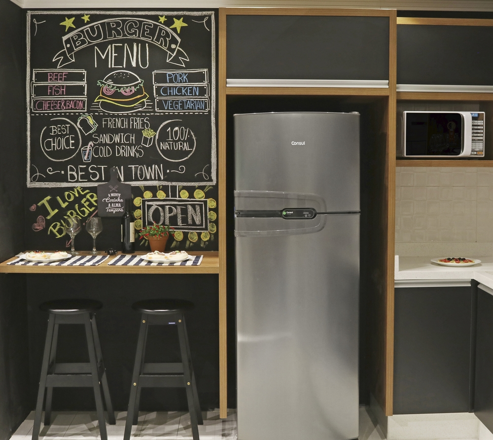 5 cozinhas planejadas para você receber amigos em casa