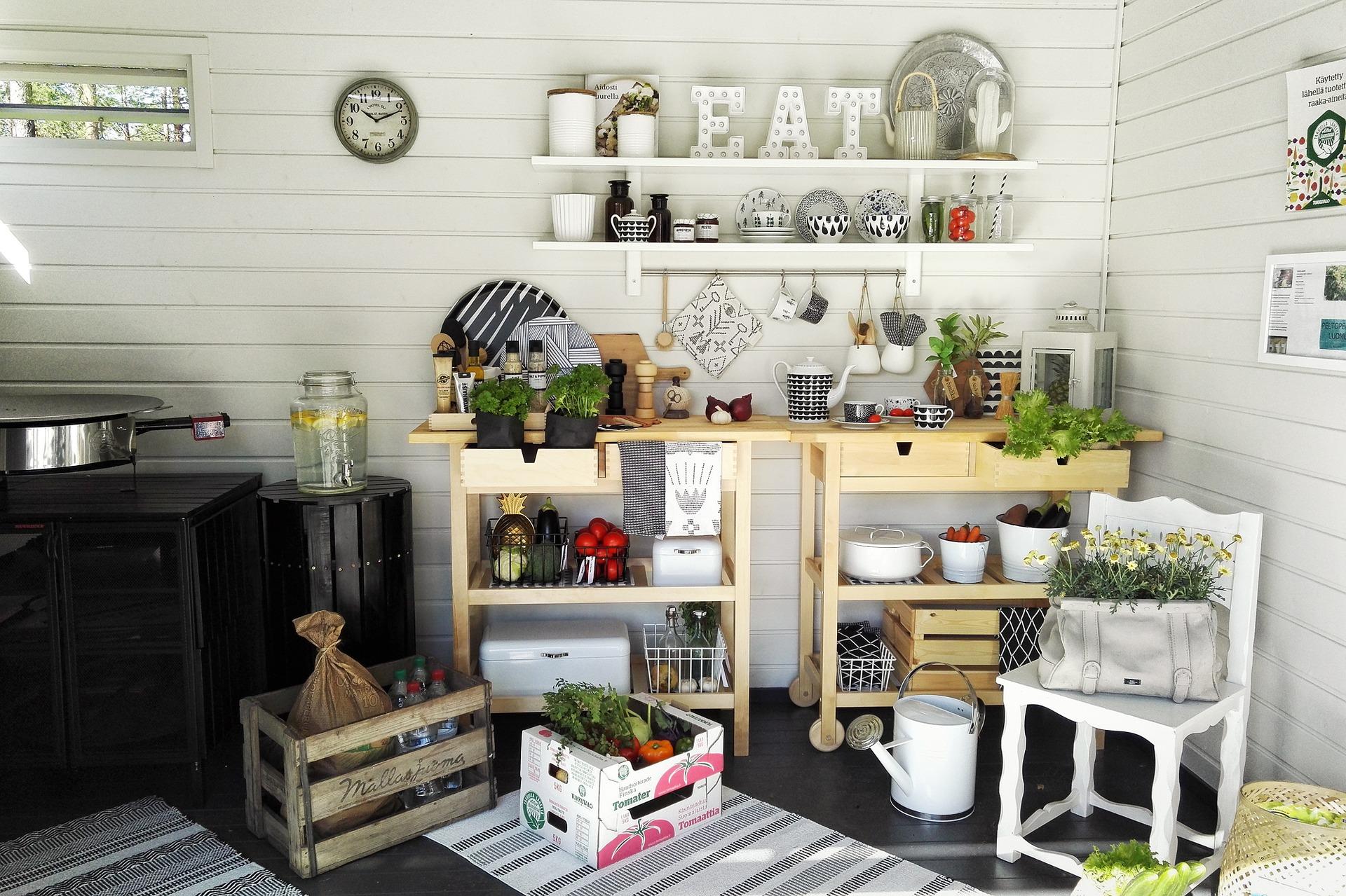 5 ideias de reforma de arm rio de cozinha para realizar no - Interiores de armarios leroy merlin ...