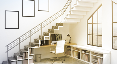 5 maneiras nada óbvias de aumentar o espaço de armazenamento em casa e manter tudo organizado