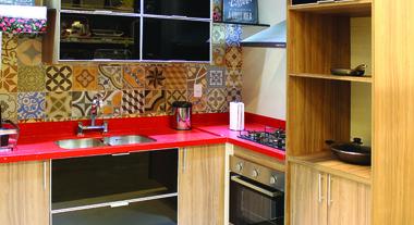 Cozinhas planejadas garantem conforto e praticidade para a família
