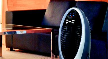 Ambientes com temperaturas agradáveis e ar de boa qualidade
