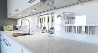 Aprenda truques para bancadas de cozinha