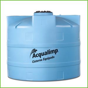 Aproveite a gua da chuva com as cisternas leroy merlin for Deposito agua leroy merlin