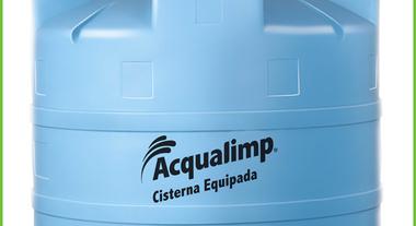 Aproveite a água da chuva com as cisternas