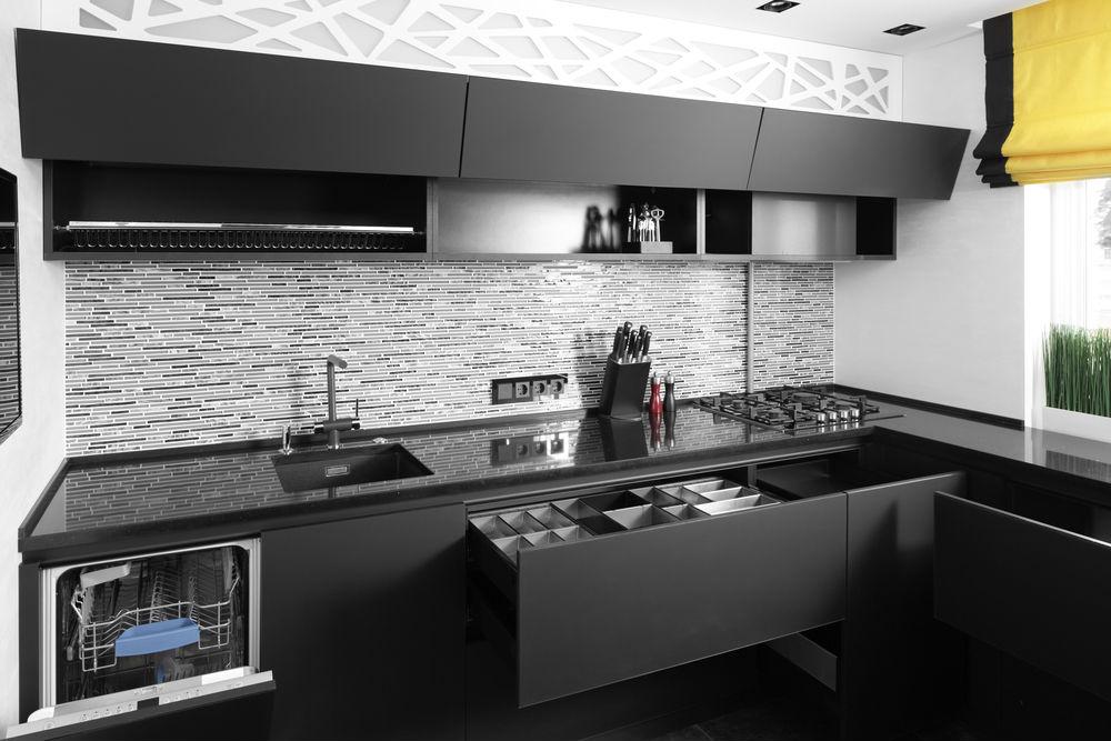 Resultado de imagem para armarios de cozinha planejado