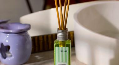Aromatizadores perfumam todos os espaços da casa