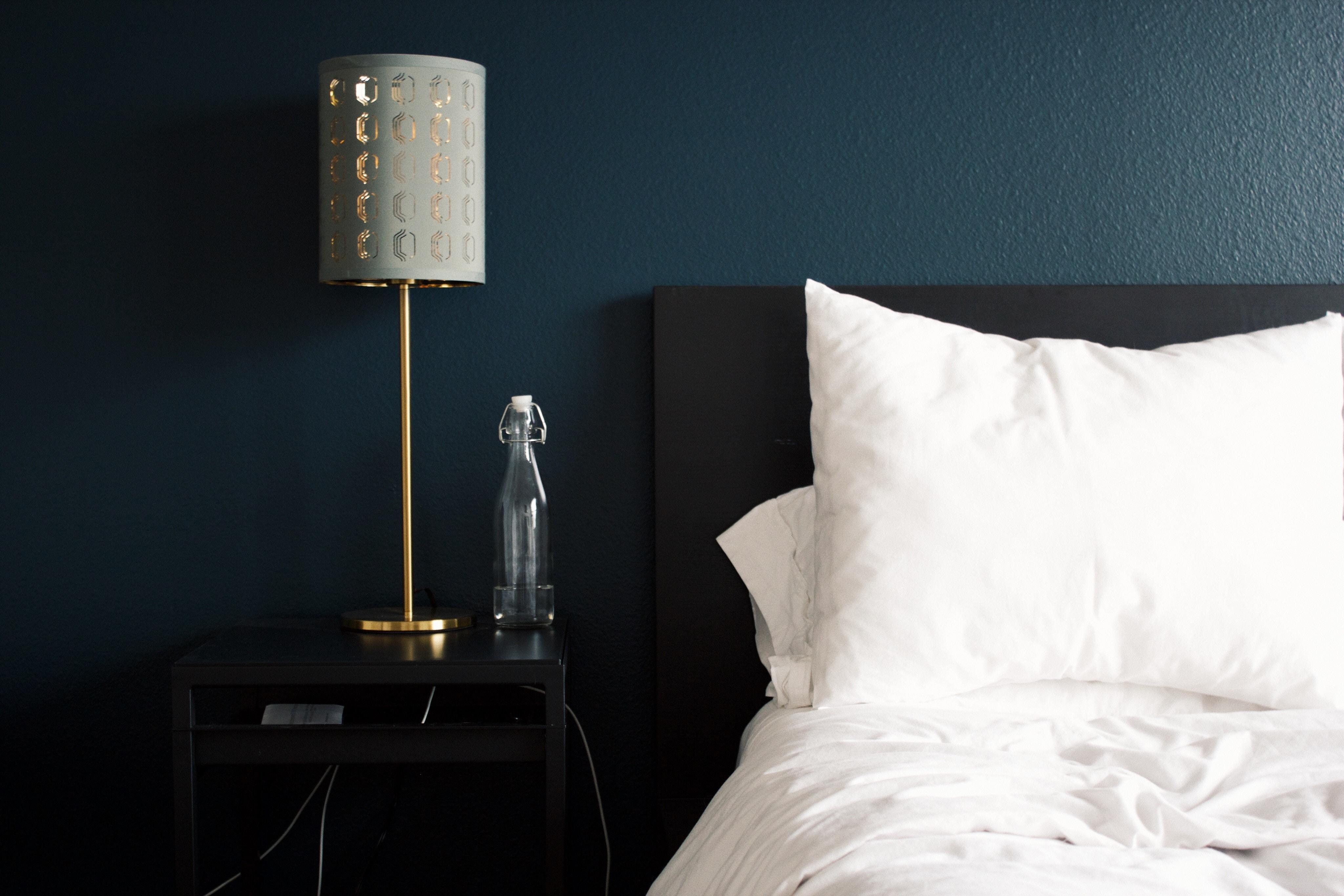 as cores mais usadas em paredes de quarto. Black Bedroom Furniture Sets. Home Design Ideas