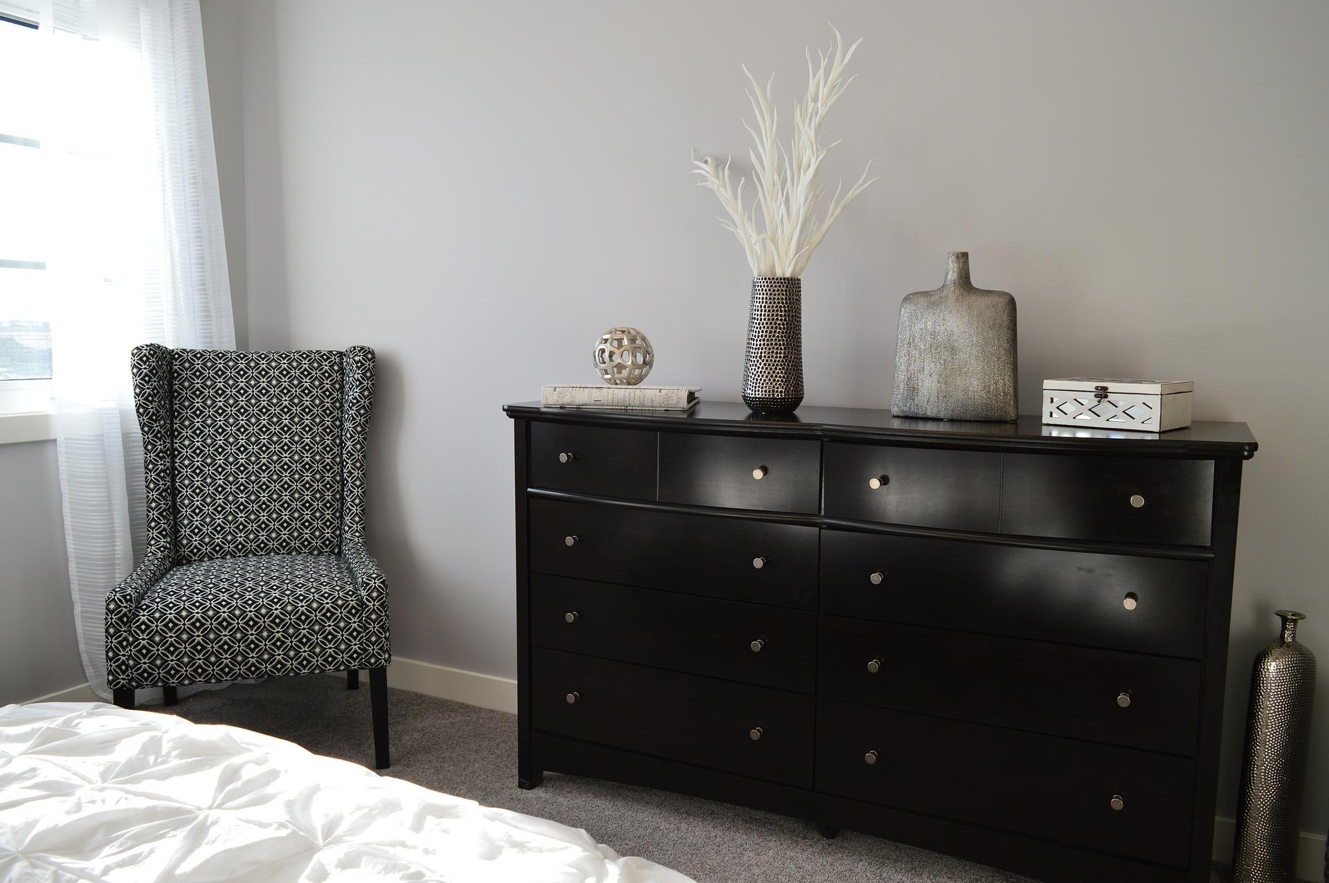 As cores mais usadas em paredes de quarto - Comodas modernas para dormitorio ...