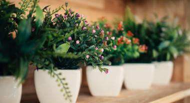 As flores artificiais não são mais as mesmas! Confira dicas para investir na ideia para a decoração de exteriores e interiores