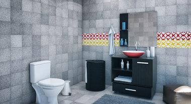 Assentos para vasos sanitários convencionais: beleza e conforto em seu banheiro