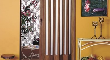 Aumente o conforto em sua casa com as portas sanfonadas