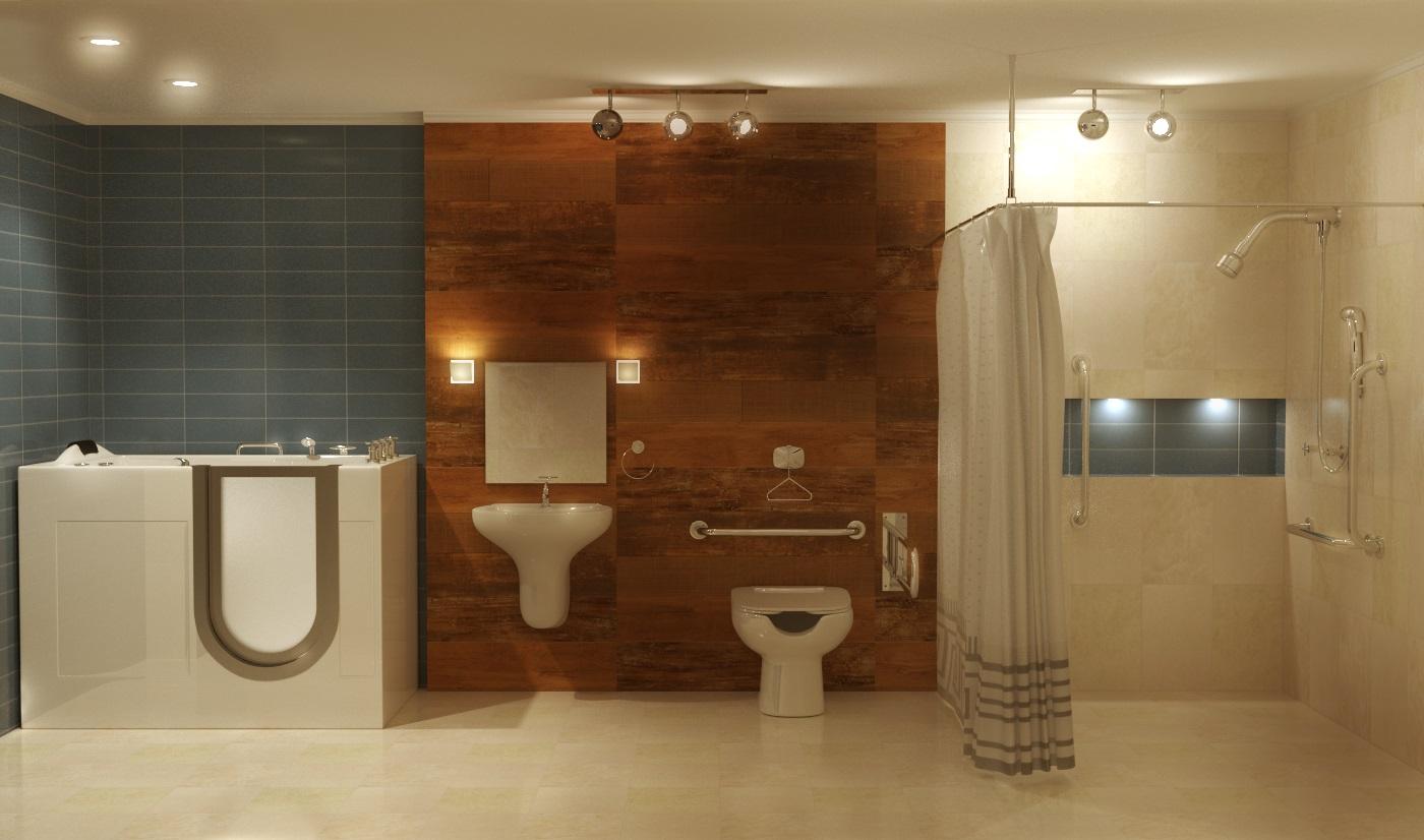 Banheiro Adaptado Barras De Seguranca Lavatorios E O Que Nao Pode Faltar Para Tornar O Ambiente