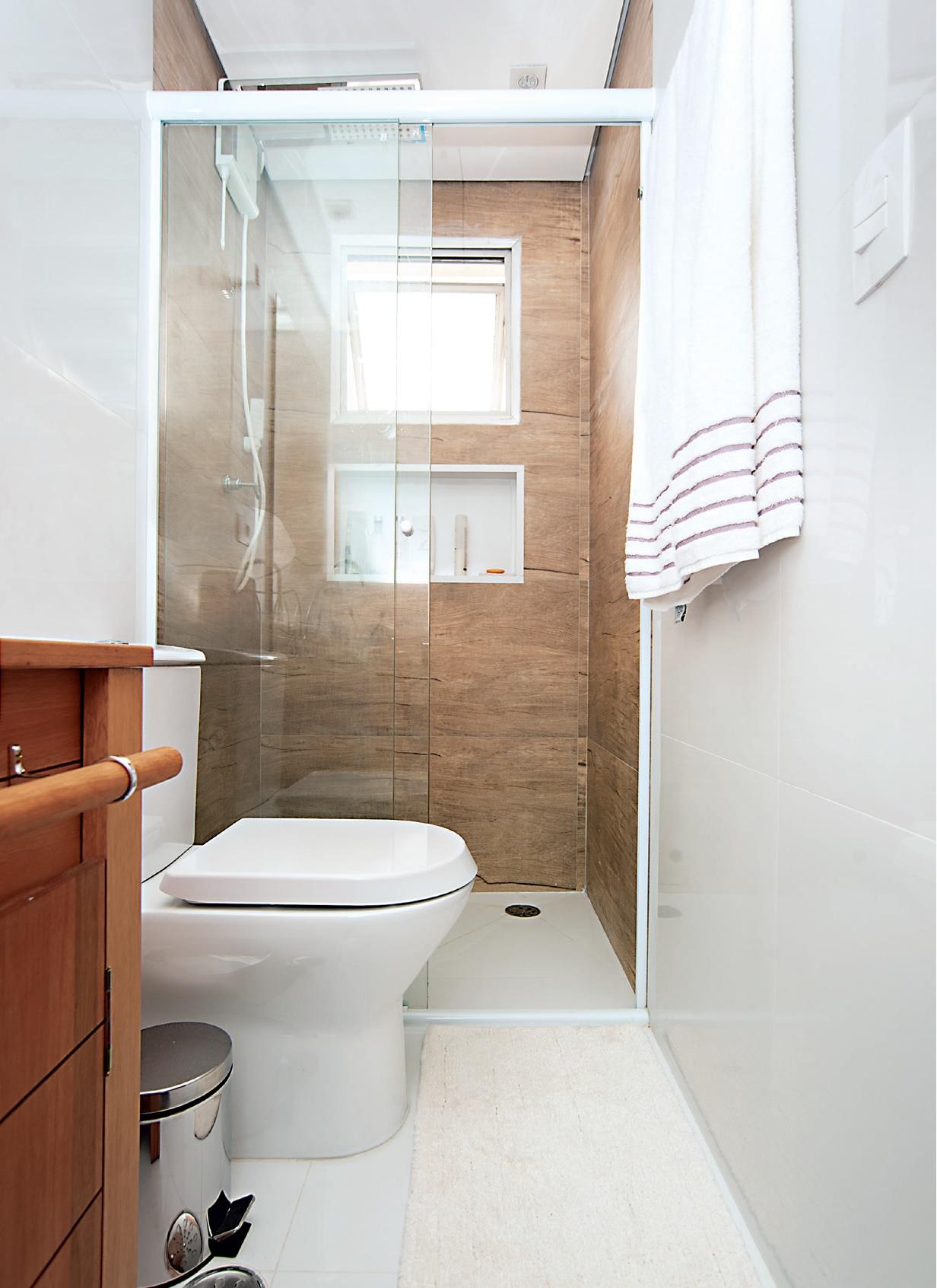 Banheiro Clean E Com Personalidade Leroy Merlin