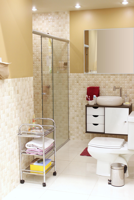 Banheiro Com Acessórios Leroy Merlin