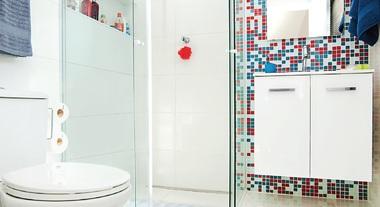 Banheiro para crianças e jovens
