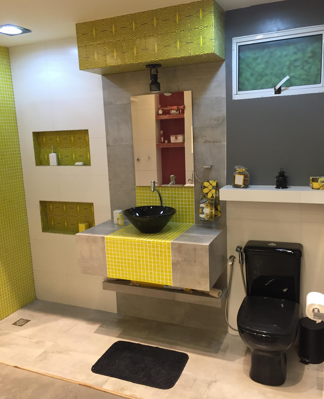 Banheiro Pequeno Decorado Com Pastilha Leroy Merlin ~ Cozinha Decorada Com Pastilhas