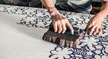 Block Print: tendência no Pinterest, técnica ajuda a criar estampas incríveis em tecidos sem gastar muito