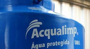 Caixas d'água de até 500 litros são indicadas para que tipo de consumo?